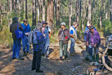 Darling Range excursion
