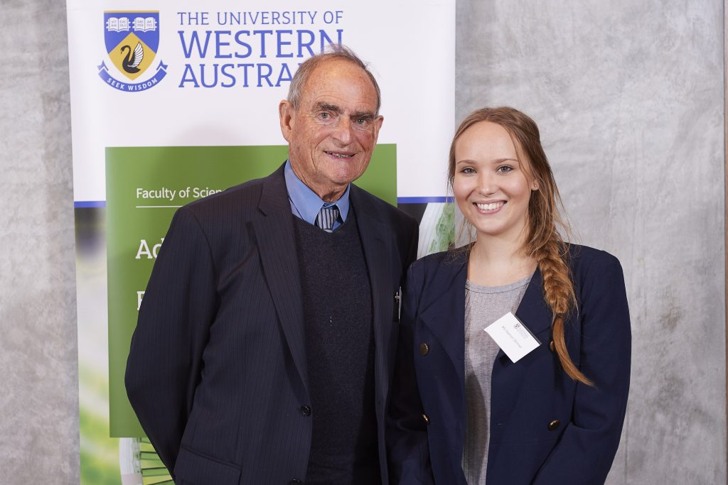 UWA, Faculty of Science Awards Breakfast.  29th of May 2017. Photo: (c) Daniel Carson dcimges.org