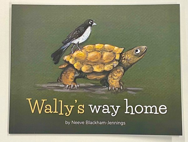Wally's Way Home book cover