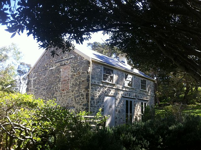 Old Farm, Strawberry Hill