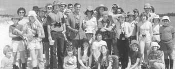 Junior Naturalists at Alfred Cove - November 1978